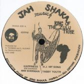 Bim Sherman - Happiness / Yabby Youth - DJ Hit Song / Shaka Riddim Section - Exile Dub (Jah Shaka Music) UK 12""